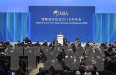 Chính thức bế mạc Diễn đàn châu Á Bác Ngao 2015 tại Trung Quốc