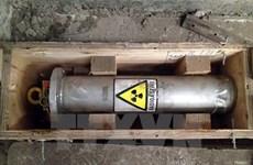 Tăng cường quản lý nguồn thiết bị phóng xạ sau vụ thất lạc