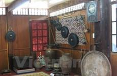 Khai trương Bảo tàng di sản văn hóa Mường tại tỉnh Hòa Bình