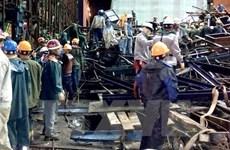Cảnh báo nguy cơ mất an toàn lao động ở Khu kinh tế Vũng Áng