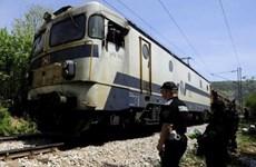 14 người di cư thiệt mạng trong tai nạn đường sắt ở Macedonia