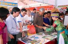 Khai mạc Hội chợ Du lịch Tây Bắc mở rộng tại tỉnh Phú Thọ