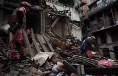 Việt Nam viện trợ Nepal 50.000 USD khắc phục hậu quả động đất