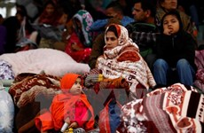 Số người thiệt mạng do thảm họa động đất ở Nepal lên hơn 6.840