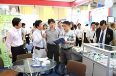 350 doanh nghiệp tham gia triển lãm quốc tế y dược Việt Nam