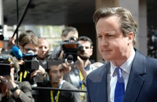 Thủ tướng Anh David Cameron tiếp tục hoàn thiện nội các mới