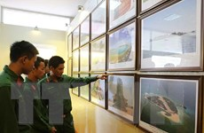 Triển lãm tư liệu về Hoàng Sa, Trường Sa ở trong và ngoài nước
