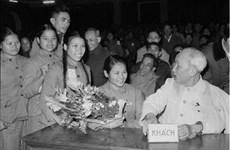 Học tập tấm gương Chủ tịch Hồ Chí Minh từ những điều giản dị