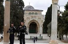 Lực lượng Israel trấn áp các nhà hoạt động nhân ngày lễ Nakba