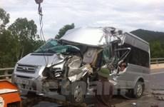 Vụ tai nạn trên Quốc lộ 1A qua Nghệ An: 3 nạn nhân xuất viện