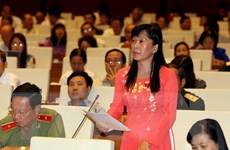 Quốc hội thảo luận dự thảo Luật an toàn, vệ sinh lao động