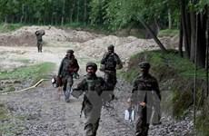 Ấn Độ: Đấu súng tại khu vực Kashmir làm 6 người thiệt mạng