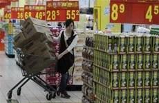 Chỉ số giá tiêu dùng tháng 5 của Trung Quốc chỉ tăng 1,2%