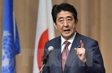 Người Nhật biểu tình phản đối dự luật mở rộng hoạt động của quân đội