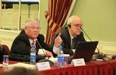 Nga tổ chức hội nghị quốc tế lần 2 về an ninh, hợp tác ở Biển Đông