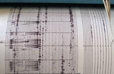 Động đất mạnh 6,2 độ Richter rung chuyển Đông Bắc Tonga
