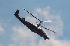 Nga bắt đầu xuất khẩu máy bay trực thăng Ka-52 Alligator