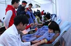 Hành trình đỏ vận động 17.000 đơn vị máu cấp cứu, điều trị bệnh