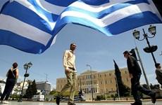Kinh tế Hy Lạp suy sụp trước trước thềm cuộc trưng cầu ý dân
