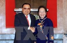 Tăng cường quan hệ hợp tác toàn diện giữa Việt Nam và Lào