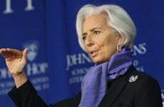Tổng Giám đốc IMF Lagarde kêu gọi tái cơ cấu nợ cho Hy Lạp