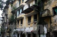 Gỡ nút thắt trong triển khai cải tạo và xây mới chung cư cũ