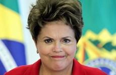 """Bộ Thông tin Brazil thừa nhận tình hình chính trị gặp """"khó khăn"""""""