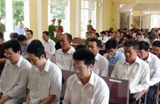 Vụ án liên quan Công ty Phương Nam: Các bị cáo lĩnh 2-14 năm tù