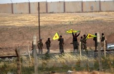 """EU, Mỹ hối thúc Thổ Nhĩ Kỳ phản ứng """"phù hợp"""" với lực lượng PKK"""