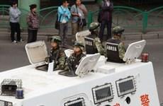 Trung Quốc kêu gọi Mỹ hỗ trợ chống khủng bố ở Tân Cương