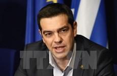 Thủ tướng Hy Lạp: Có thể đạt thỏa thuận cứu trợ sau ngày 15/8