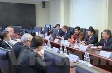 Việt Nam đề nghị Liên bang Nga sớm phê chuẩn FTA Việt Nam-EAEU