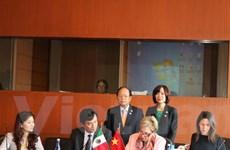 Việt Nam và Mexico nhất trí thúc đẩy hợp tác văn hóa và du lịch