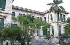 Sửa trụ sở Ngân hàng Nhà nước ở Hải Phòng: Không biến dạng kiến trúc