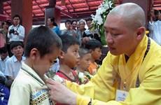 """Giao lưu nghệ thuật văn hóa Phật giáo """"Mẹ và Tổ quốc Việt Nam"""""""