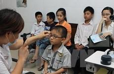 Cảnh báo tỷ lệ học sinh mắc các bệnh tật học đường gia tăng