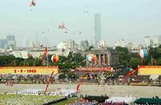 Nhân dân Thủ đô Hà Nội trọn niềm vui với ngày Tết Độc lập