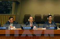 Chủ tịch Quốc hội: Thực hiện SDGs là trách nhiệm của các quốc gia