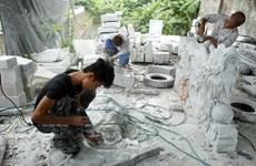 Hướng đi mới phát triển làng chạm khắc đá mỹ nghệ Ninh Vân