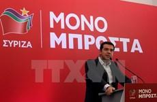 """""""Canh bạc"""" thành công của nhà lãnh đạo Hy Lạp Alexis Tsipras"""