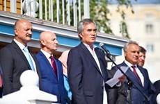 Đại sứ Việt Nam tham dự Ngày quốc tế vì hòa bình ở Ukraine