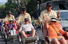 Lượng du khách quốc tế đến Việt Nam có dấu hiệu phục hồi