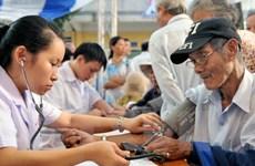 Khoảng 40% người cao tuổi ở Việt Nam chưa có thẻ bảo hiểm y tế
