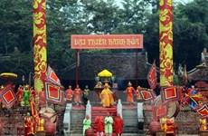 Lễ hội Lam Kinh: Bảo tồn nét văn hóa truyền thống xứ Thanh