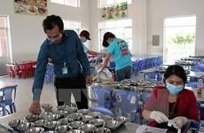 Hà Nội tăng cường kiểm tra vệ sinh thực phẩm bếp ăn trường học