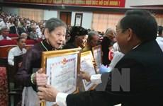 Hòa Bình: Thêm 45 mẹ được phong tặng Bà mẹ Việt Nam Anh hùng