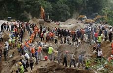 Số người thiệt mạng vụ lở đất ở Guatemala tăng lên con số 171