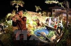 Hà Nội: Tái hiện nét văn hóa đẹp của dân tộc tại Chợ quê