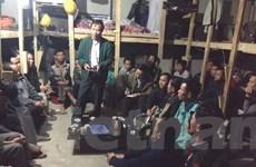 Gặp gỡ lao động Việt ở Khenchela sau vụ 2 người bị nhà thầu hành hung