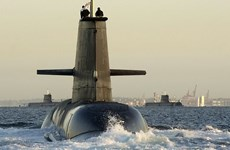 Cựu Ngoại trưởng Australia: Nên điều tàu chiến đến Biển Đông